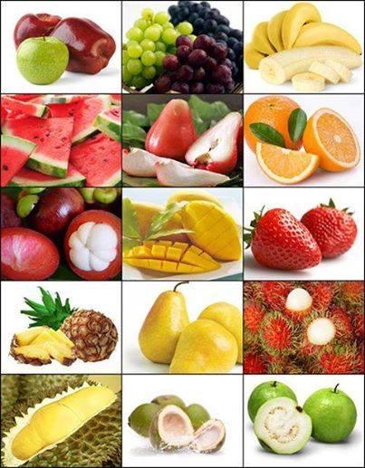 !!! ทายนิสัยจากผลไม้ที่ชอบ !!!